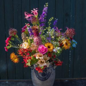 Bouquet exclusief
